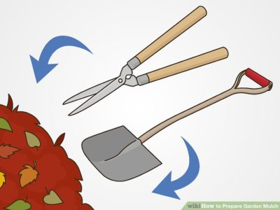mulch cartoon image