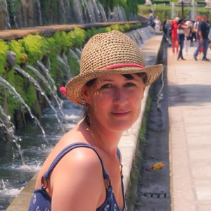 """Recently, my interest in art and design has led me to landscape design, with the desire to create spaces that are not only visually appealing and inviting, but useful and beneficial as well.  One of my greatest influences was living in Rome for several years in my twenties. Italians have a reputation for enjoying life as much as they can and you can see this in their gardens and landscapes.  Spaces to enjoy views, enjoy socializing, taking in the sun, relaxing in the shade, to grow and eat good food are all important. This is a philosophy I bring to all the spaces I design - how I can make it as enjoyable as possible."" Phoebe Loconsolo - Senior Designer"
