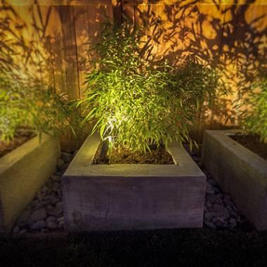 Landscape Planters & Planting Beds