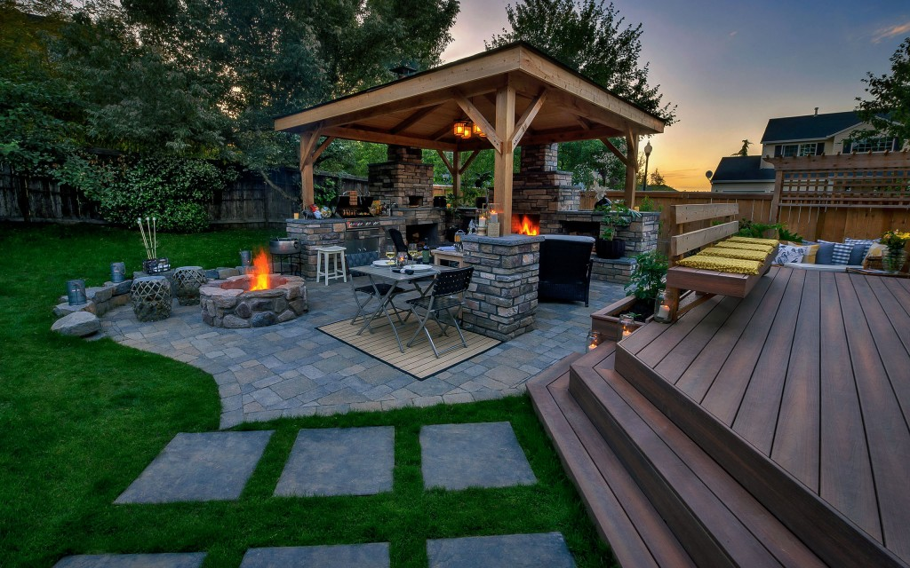 20 Gazebos In Outdoor Living Spaces Paradise Restored