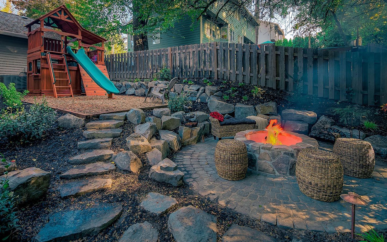 proper mulching paradise restored landscaping