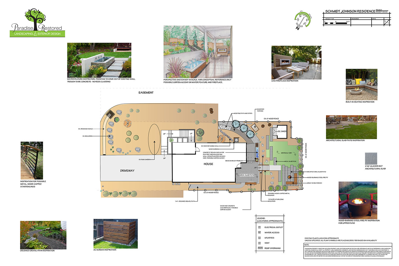 Schmidt Landscape Design | Paradise Restored