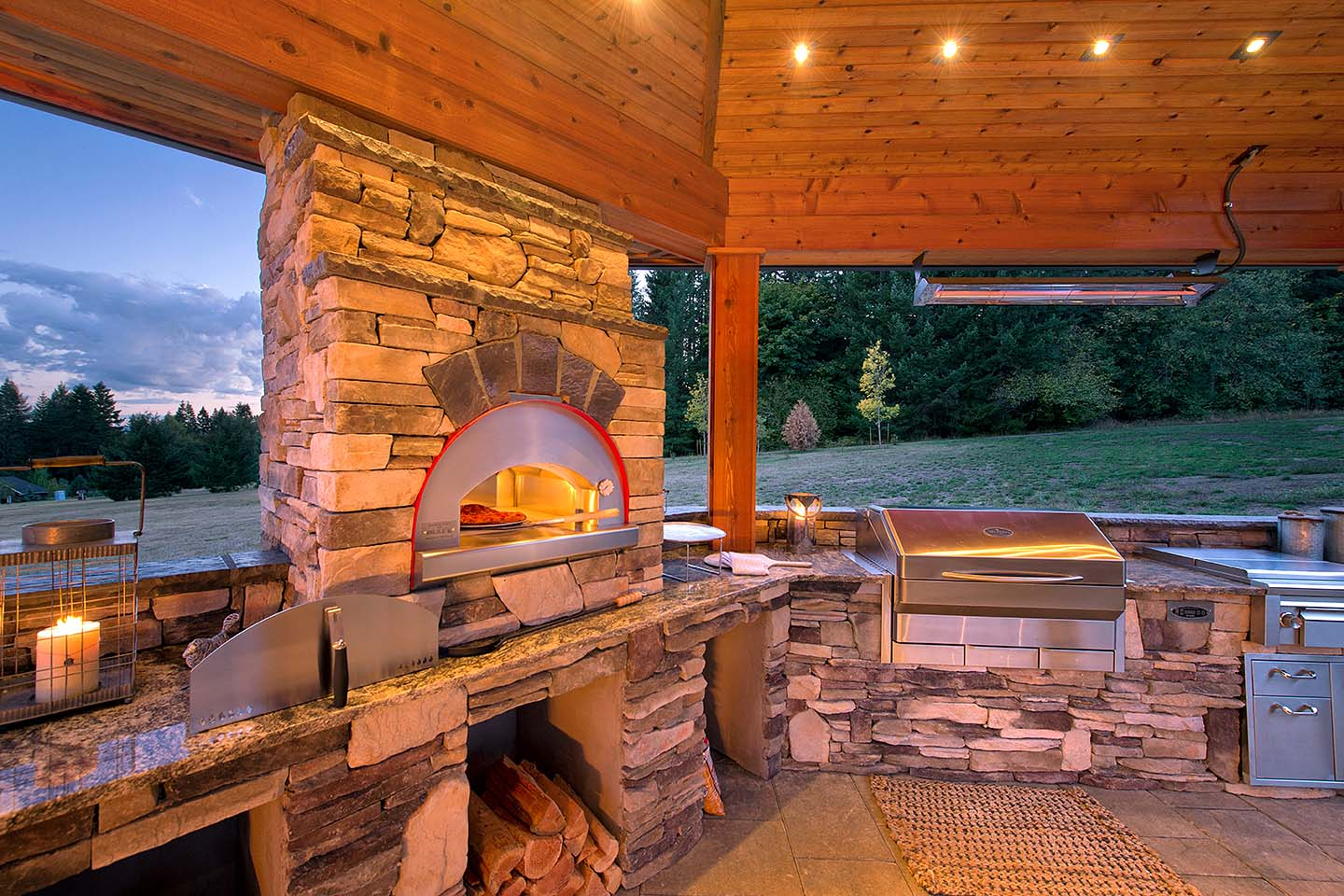 like pizza put a wood fired pizza oven in your yard or garden and enjoy cooking this family favorite over an open flame itu0027s delicious plus an outdoor
