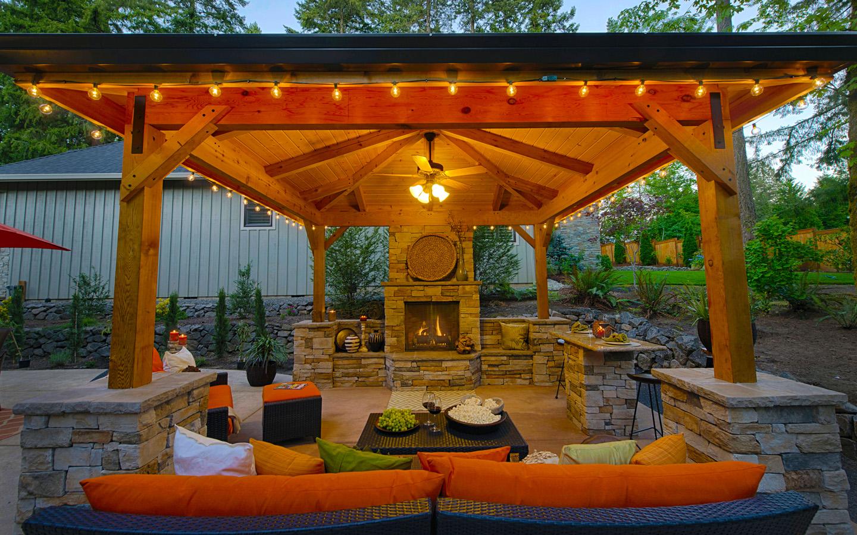 20 Gazebos In Outdoor Living Spaces