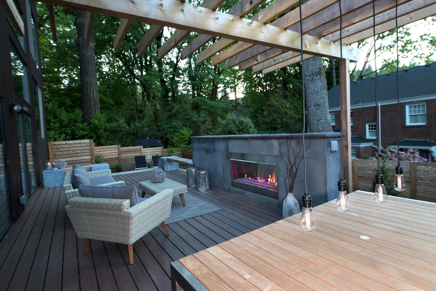 Outdoor living design reveal 2017 james paradise for Exterior living