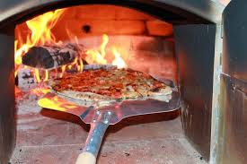 image of pizza oven